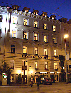 Hotel Andel ****